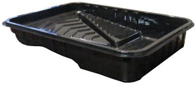 "9"" BLK Plastic paint Tray"