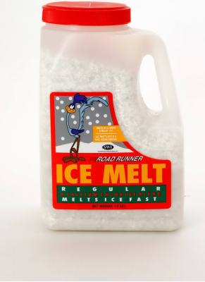 ICE MELT, ROAD RUNNER 12# JUG
