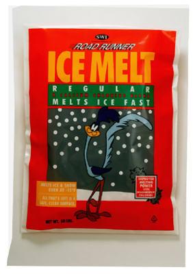 ICE MELT, ROAD RUNNER  50#