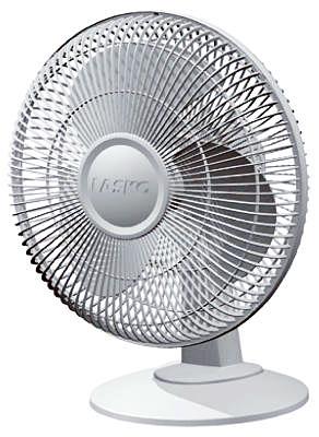 """12"""" Osc Table Fan"""