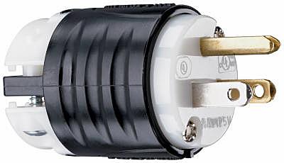 15A 2Pole HD Plug