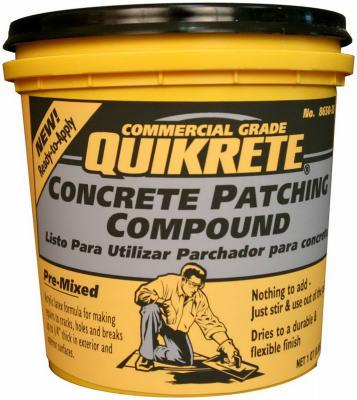 QT Premixed Concrete Patch