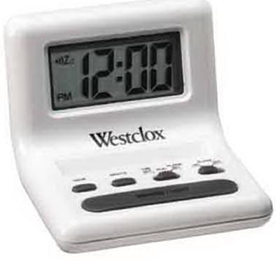 ".8""Celebrity Alarm Clock"