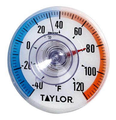 "3.5""Suction Thermometer"