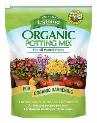4QT Organic Potting Mix
