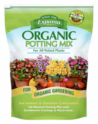 8QT Organic Potting Mix