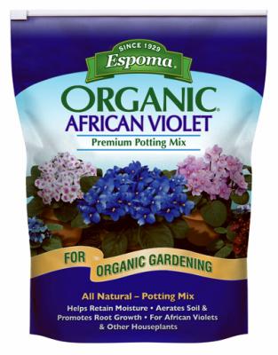 4QT African Violet Mix