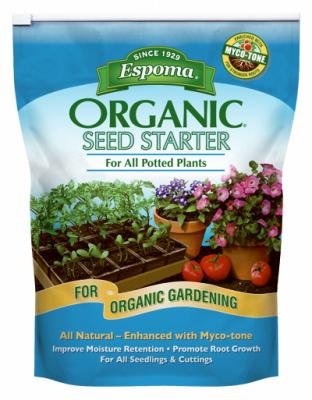 8QT Organic Seed Starter Mix