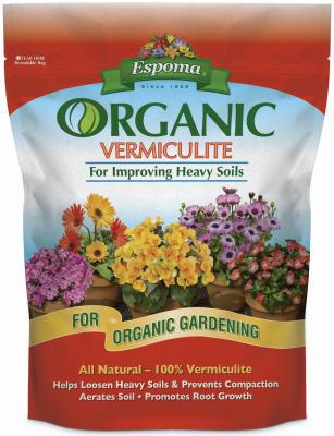 8-QT Organic Vermiculite