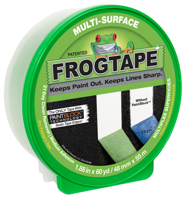 """1.88""""x60YD Frog Tape"""