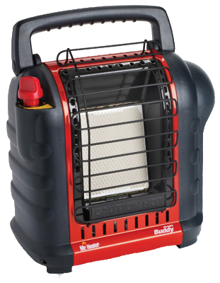 Port Buddy Heater