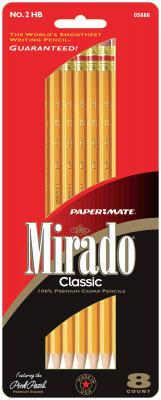 8PK Mirado #2 Pencil