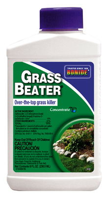 8OZ Conc Grass Killer