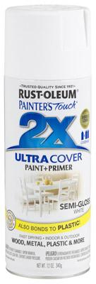 PT2X White SG Spray Paint