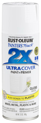 PT2X White Spray Paint