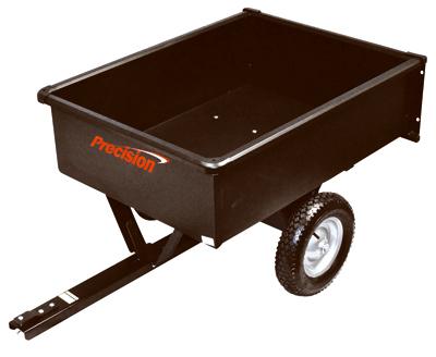 10 CUFT Steel Dump Cart