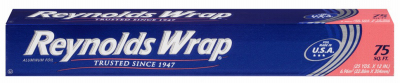 ReyWrap 75SQFT ALU Foil
