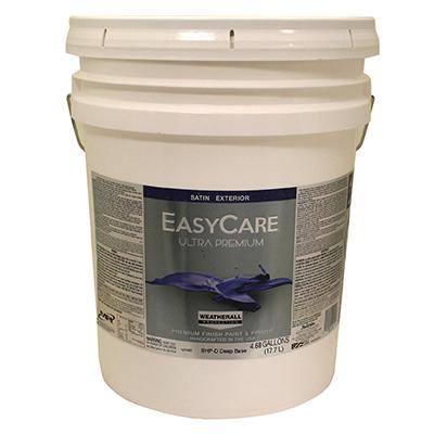 Departments wa 5gal deep base - Weatherall ultra premium exterior paint ...