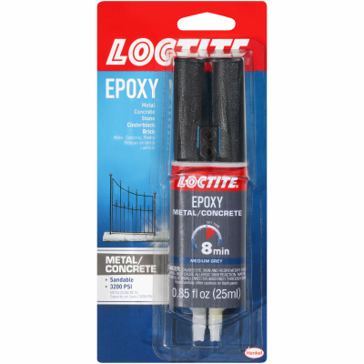 .85OZ MTL/Concret Epoxy