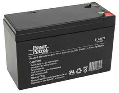 12V 8A LeadAcid Battery