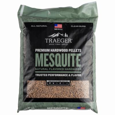 20LB Mesquite Pellets