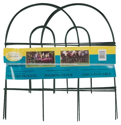 18x8 GRN Arch Fence