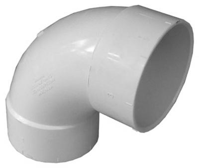 "3"" 90DEG Sanitary Elbow drain"