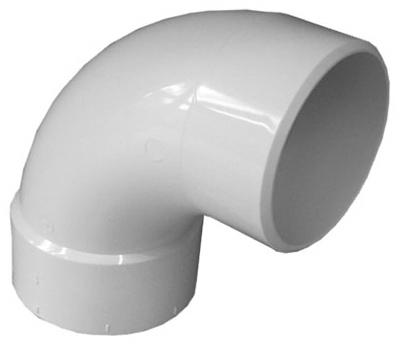 "3"" 90DEG Sanitary drain pipe"
