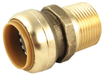 1x1MIP STRAIGHT CONNECTOR