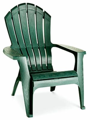 Grange Co op Adams Real fort Hunter Green Adirondack Chair