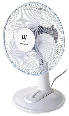 """WP 12"""" 3SPD Table Fan"""