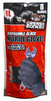 8CT Disp Nitrile Glove