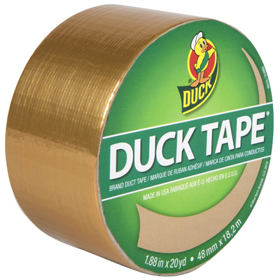 1.88x10YD GLD Duct Tape