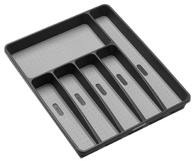 Large Granite Silverware Tray