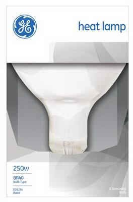Ge 125W Clr Heat Bulb