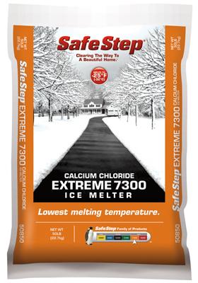 ICE MELT, SAFE STEP 7300 50LB