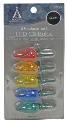 HW Mul C6 LED Repl Bulb