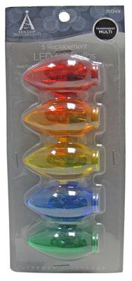 HW5PK Mul C9 Tran Bulb
