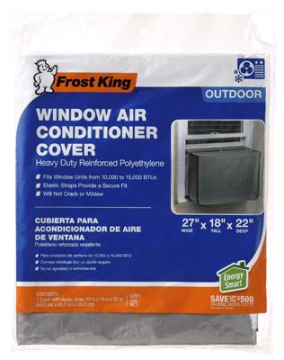 18X27 WINDOW A/C COVER AC3H
