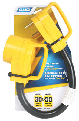 30/50 RV Electric Adapter