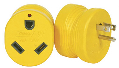 15/30A RV Electric Adapter