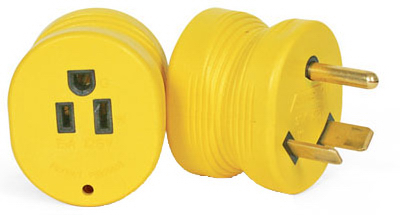 30/15A RV Electric Adapter