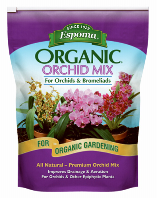 4QT Organic Orchid Mix