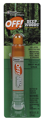 OFF! 75397 Insect Repellent, 0.5 oz