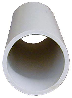 1-1/4x20 sch 80 PVC Pipe NO CUT