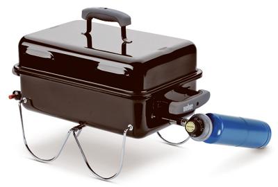 Blk Tabl Top Gas Grill