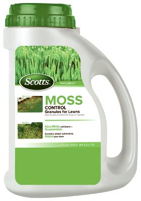 4.5LB Moss Control