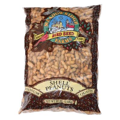 10LB Peanut Bird Food B201210