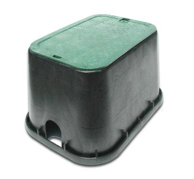 12x17 BLK Valve Box