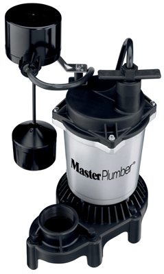 MP 1/2HP Cast Iron Sump Pump